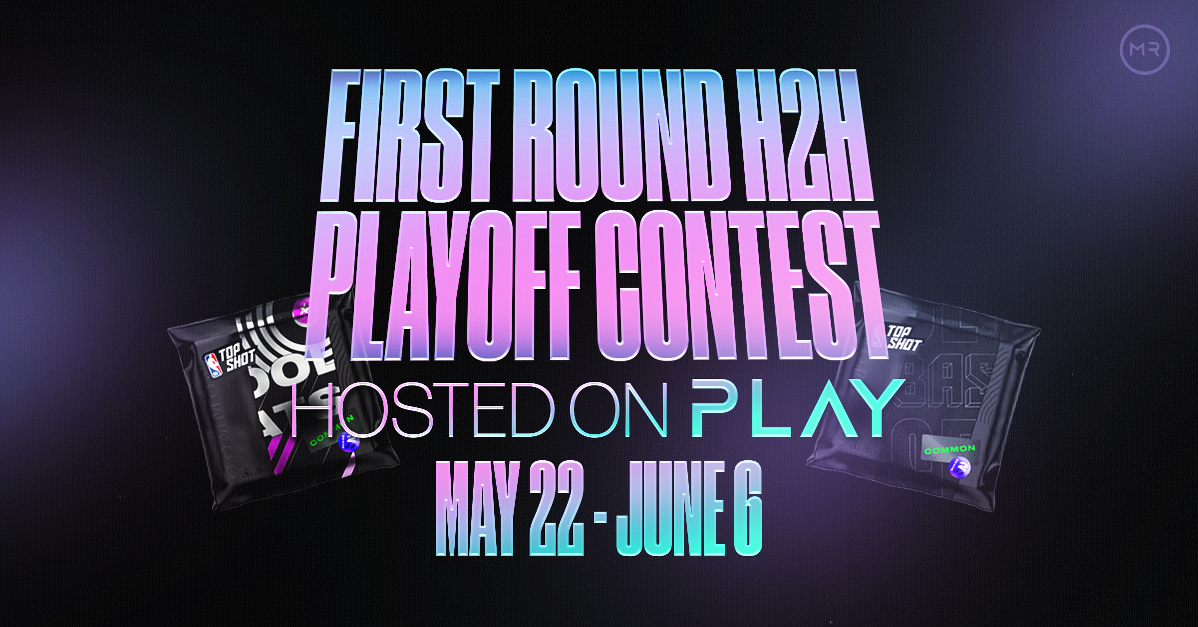 MomentRanks Play NBA Playoffs First Round Head-to-Head Contest: Win Top Shot Packs and Moments
